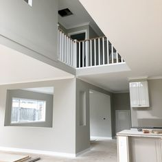 SOLVER SOUTHWARDS wall colour @pdsomerville46 Wall Colors, Colours, Porter Davis, Wall Tiles, Colorful Interiors, Home Interior Design, Cabinet, Painting, Furniture