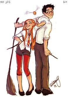 ~Wherever I'm With You~ Some of the loved, and not so loved, Harry Potter characters! Characters belong to JK Rowling.