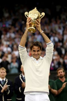 8th July 2012, exactly a month before his 31st birthday, Roger Federer regains # 1 spot, gets his 17th grand slam, his 7th wimbledon