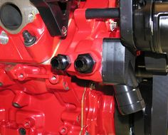 images  custom red lsx   magnuson heartbeat supercharger  pinterest red