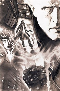 """A new book, The Art of John Alvin, collects Alvin's best work, along with a wealth of unseen sketches. 