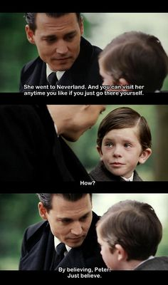this movie is literally the best. finding neverland.