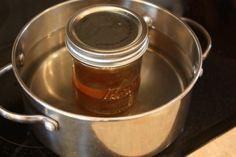 De-crystallizing honey