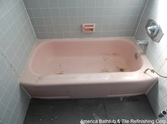 Refinish A Bathtub