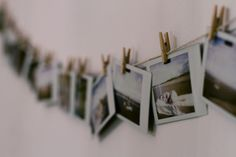 just bought an old polaroid camera and i plan to do something creative of this sort for my college apartment..