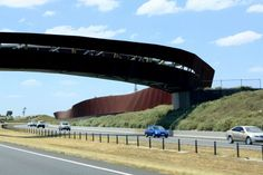 Mufflers: 10 Artistic Acoustic Highway Noise Barriers