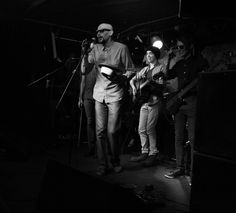 #bald #club #concert #glasses #group #hat #light #music #people #rock
