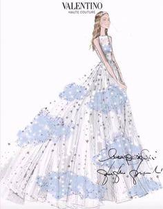 Beatrice Borromeo wore this dress to the gala of her civil wedding