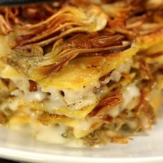 I Love Food, Good Food, Yummy Food, Food C, Best Italian Recipes, Weird Food, Ravioli, International Recipes, Crepes