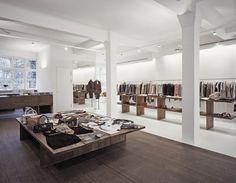 Imagine These: Retail Interior Design | Anita Hass | Fashion Store 2 | Hamburg ,Germany | Buro Wehberg