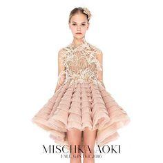 MISCHKA AOKI FW 2016/17