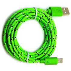 mySimple [1.5' Feet - 2 Pack] of Micro USB 2.0 Data Sync ... https://www.amazon.com/dp/B01G7JZXLS/ref=cm_sw_r_pi_dp_x_3HA6xb4F4FT4A
