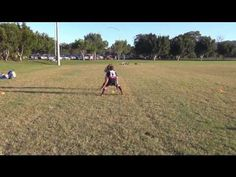 A simple warm up game to allow players to practice their reaction time, and footwork. Tackling Drills, Rugby Drills, Rugby Coaching, Rugby Training, Warm Up Games, Rugby League, Lovers, Sports, Youtube