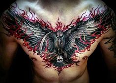Chest Tattoos for Men - 70 Top Chest Tattoos... Ranked!