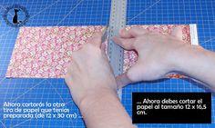 Carpeta con separadores - Tutorial paso a paso Cinderella 5