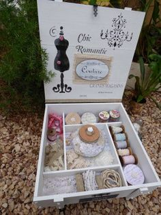Sewing box inspiration