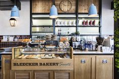Bleecker Bakery by Studio itay Gidron, Beit-Shemesh – Israel » Retail Design Blog