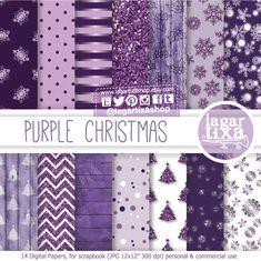 https://www.etsy.com/mx/listing/258875880/navidad-purpura-morado-oro-negro-y #purplechristmas #ChristmasInJuly #navidad #natale #2018 #snowflake #woodpattern #viola #art