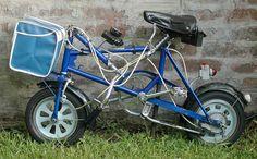 Велосипед с маленькими колёсами