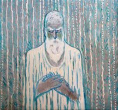Portrait of Fuzuli (Sattar Bahlulzade) Art Database, Impressionism, Fairy Tales, Portrait, Masters, Artwork, Artist, Painting, Master's Degree