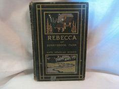 Rebecca of Sunnybrook Farm by Kate Douglas Wiggin by WhiskeysWhims, $10.00