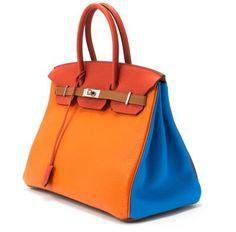 cacf81e42f1 The Vintage Contessa: Hermes Peach Colors, Orange Color, Hermes Bags, Hermes  Birkin