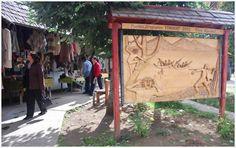 Feria artesanal de Coyhaique