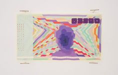 An Artist Creates Images Of Banknotes Generated From The Bitcoin Blockchain