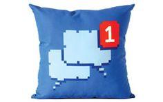 Almofada criativa social dream - Presentes criativos é na loja Meninos
