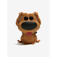 Funko Pop! Disney Pixar Up Dug Vinyl Figure ($11) ❤ liked on Polyvore featuring home, home decor, accessories, funko pop vinyl, toys, vinyl home decor, disney figurines, disney figure, funky home decor and vinyl figure