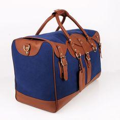 51*32*25  Blue Weekender Bag by GrandFrank on Etsy