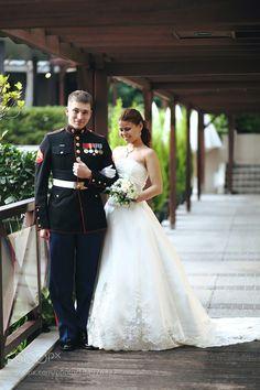 Mari & Chase's Wedding 4 by kylewbeatty
