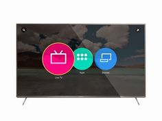 sparksnail: Panasonic Firefox Os Smart Tv ,Now in Stores.