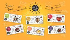 Full of Flavour chocolate packaging by Monika Wojtaszek-Dziadusz Retail Branding, Chocolate Packaging, Make Your Mark, Food Packaging, Packaging Design Inspiration, Food Design, Retail Design, Graphic Design, Desserts