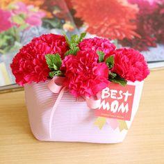 【5/7到着:母の日】Le lien(ル・リアン)*フランボワーズS | 花・花束の通販|青山フラワーマーケット