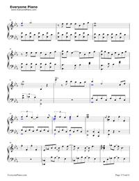 Do You Want to Build a Snowman-Frozen OST Stave Preview 3