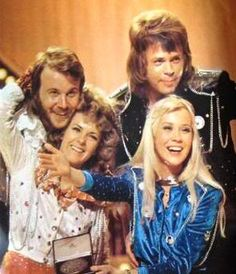 Pics of all 4 together - Seite 59 | www.abba4ever.com