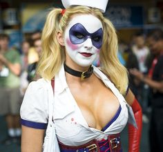 Comic-Con 2011 – Harley Quinn
