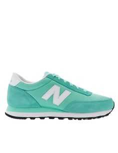 When you commit to this lifestyle, wear kicks that demonstrate your dedication.  New Balance 501 Classic Running Shoe $65 at Athleta