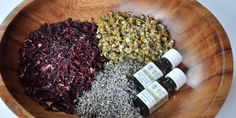 How To Make Your Own Bath Tea