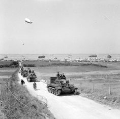 Segunda Guerra Mundial - Desembarco de Normandía