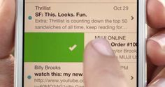 Upcoming Gmail client 'Mailbox' turns emails into a to-do list