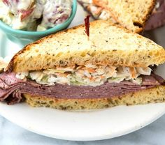 5 Jewish Sandwiches that Everyone at Work Will Envy   The Nosher - My Jewish Learning