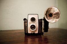 Kodak Brownie Reflex 20 - vintage camera