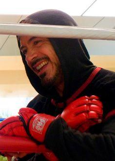"Tony Stark (Robert Downey Jr.), ""Iron Man 2"""