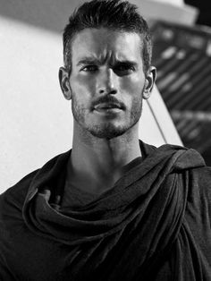 I don't know who you are (Josh Kloss), but you're a total babe.