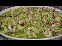 Recetas MEM: Deliciosos aguachile para estas fiestas patrias  Jueves de Ale - YouTube