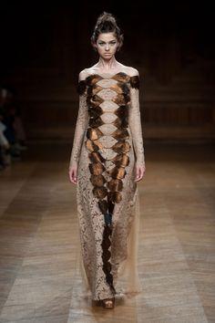Oscar Carvallo Haute Couture fall 2013