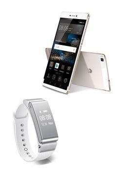Eines dieser zwei Sets aus Smartphone und Talkband von Huawei im Gesamtwert von 1.100 Euro könnte bald Ihnen gehören