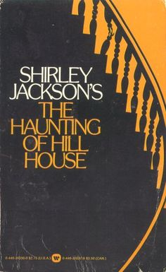 THE HAUNTING OF HILL HOUSE by SHIRLEY JACKSON There's nothing gooey or gory about Jackson's masterpiece. The horror is mannerly, controlled. A group of people converge in a remote manse with a history of odious happenings. The following days are spent on the house's grounds, during which time several odd and unsettling events occur. The primary character, Eleanor, is plagued by the spirit of the house itself, by its brooding and incalculable menace.